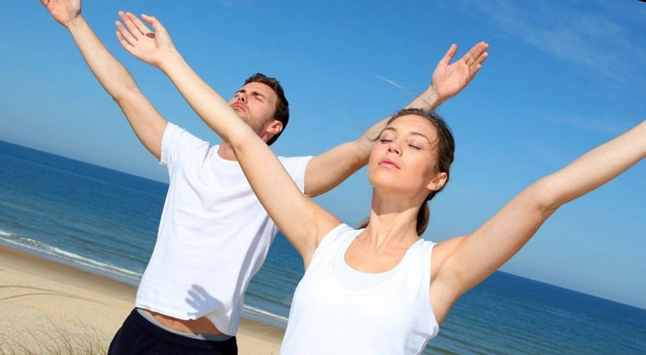 Повышение тонуса с помощью дыхательных упражнений