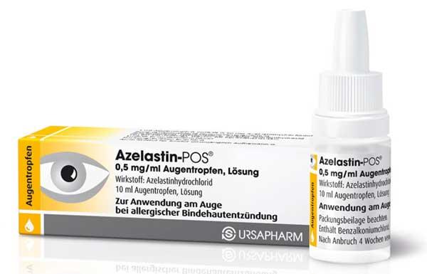 Препарат «Азеластин»