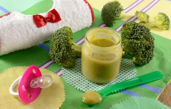 Прикормиз брокколи