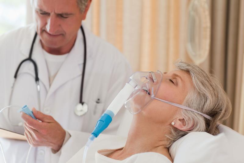 Медицинская помощь при астматическом статусе