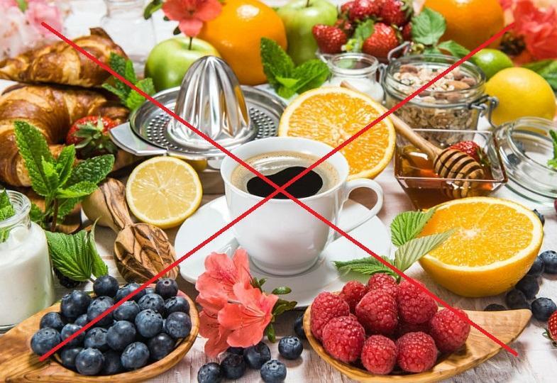 Диета с исключением продуктов-аллергенов