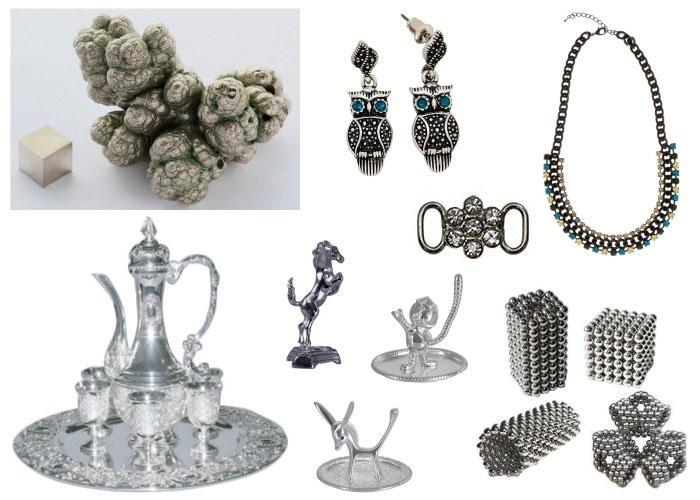 Изделия из никеля