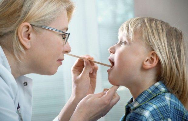 Обследование ребенка на аденоиды