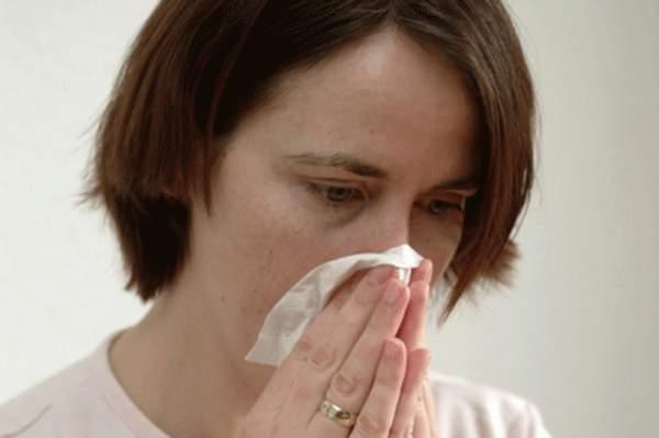 Проявление ложной аллергии