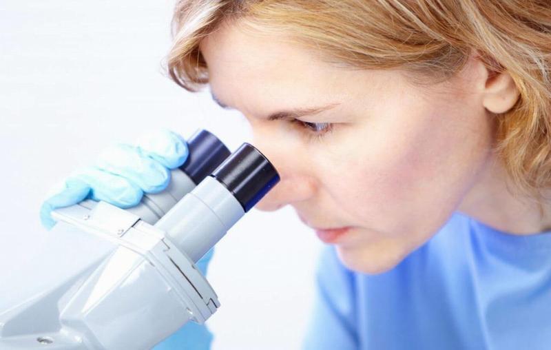 Лабораторный анализ мокроты