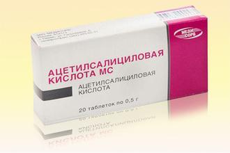 Аллергия на аспирин