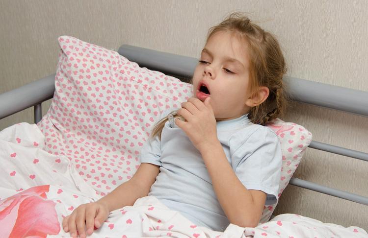 Кашель аллергической природы у ребенка