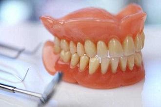 Аллергия на зубные протезы