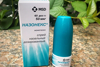 Назонекс от аллергии