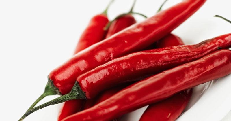 Красный перец
