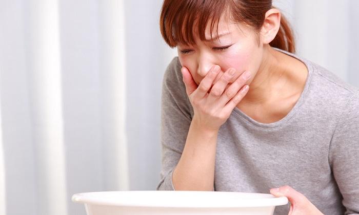 Тошнота и рвота при аллергии