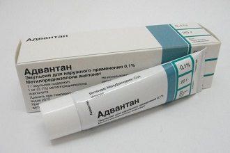 Адвантан от аллергии