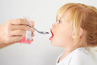 Сиропы от аллергии для детей