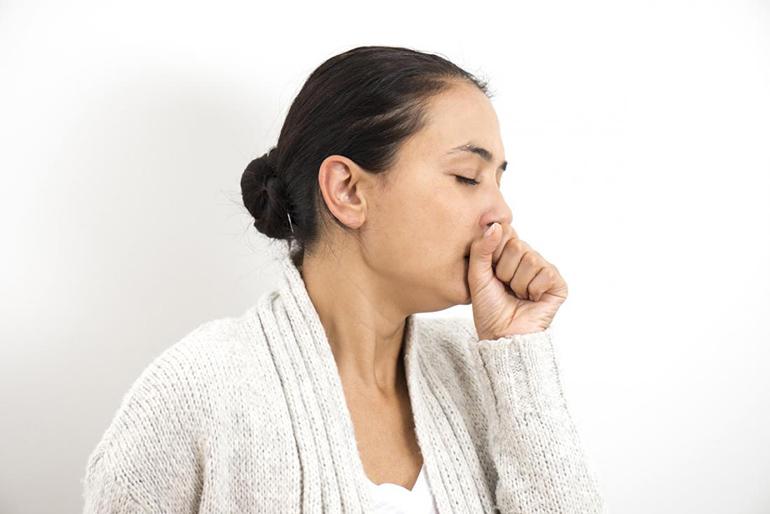 Поражение дыхательной системы