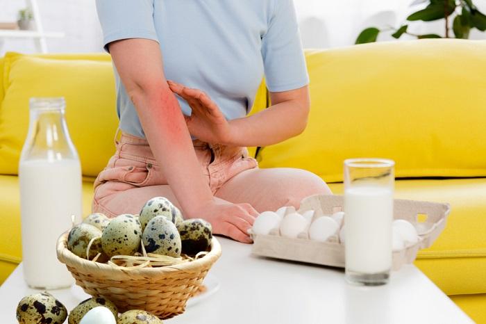 Аллергия на яйца перепелов